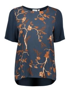 Saint Tropez T-shirt SHIRT MET BLOEMENPRINT U1535 9263