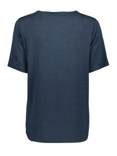 shirt met bloemenprint u1535 saint tropez t-shirt 9263