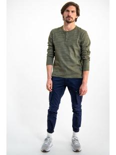 groen tshirt met lange mouwen gs910706 garcia t-shirt 2088