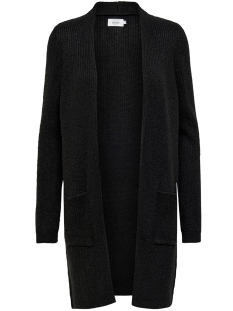 Only Vest ONLJADE L/S CARDIGAN CC KNT 15179815 Black