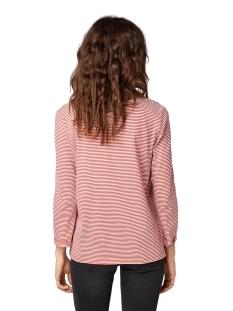 shirt gemaakt van gestreepte pique 1013915 xx 70 tom tailor t-shirt 19994