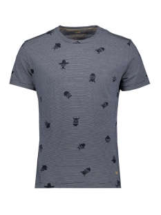 tshirt korte mouw 8973020 new in town t-shirt 494