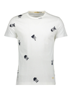 New in Town T-shirt TSHIRT KORTE MOUW 8973020 100