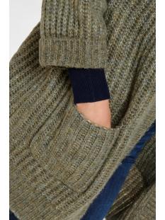 onlchunky 7/8 cardigan knt 15183928 only vest desert sage