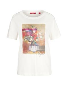 s.Oliver T-shirt T SHIRT MET BLOEMENPRINT 14909324154 02D1
