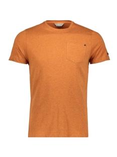 Cast Iron T-shirt MOULINE JERSEY T SHIRT CTSS196312 2114