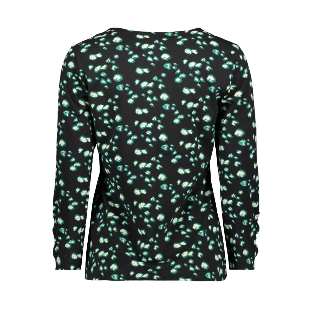 top with bows on the sleeves 21101739 sandwich t-shirt 80041