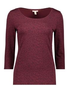 Esprit T-shirt TSHIRT MET PRINT 099EE1K021 E620