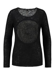 Key Largo T-shirt WLS HOPE ROUND SHIRT WLS00189 BLACK