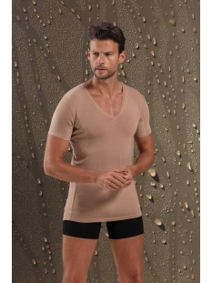 RJ Bodywear T-shirt COPENHAGEN SWEATPROOF NATURAL