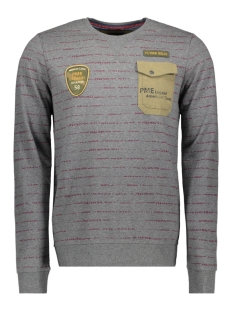PME legend T-shirt LONG SLEEVE T SHIRT PTS196533 996