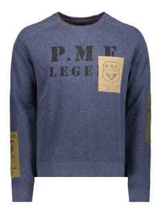 PME legend T-shirt LONG SLEEVE T SHIRT PTS196539 5118