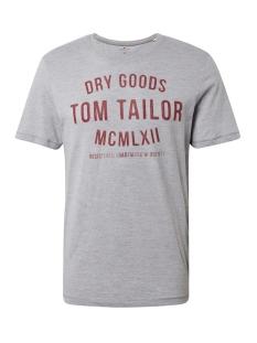 tshirt met print 1008640xx10 tom tailor t-shirt 19487