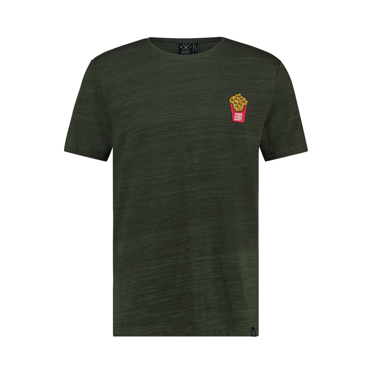 ts fries baby 1901030224 kultivate t-shirt 385 deep forest