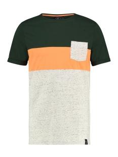 Kultivate T-shirt TS RAMA 1901030229 203 Ecru