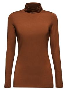 Esprit Collection T-shirt LONGSLEEVE MET STRETCH EN COL 109EO1K014 E225