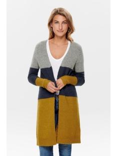 onlmeredith ls cardigan wool knt 15140675 only vest chai tea /w.night sk