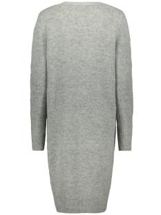 onlmeredith ls cardigan wool knt 15140675 only vest light grey melange