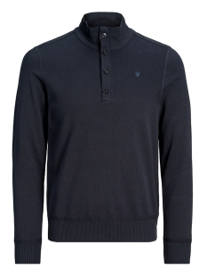 Jack & Jones Trui JPRLYLE KNIT TURTLE NECK 12159230 Dark Navy