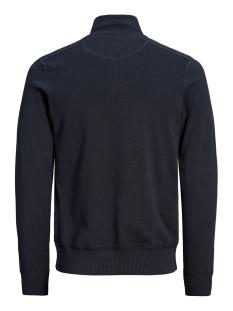 jprlyle knit turtle neck 12159230 jack & jones trui dark navy