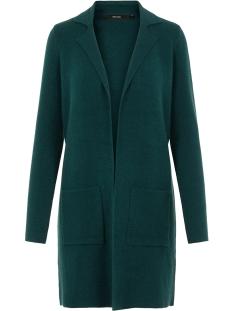 Vero Moda Vest VMTASTY FULLNEEDLE LS NEW COATIG 10219182 Ponderosa Pine