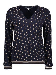 top met print 21101830 sandwich blouse 40153