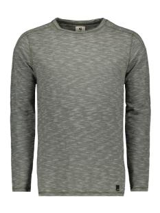 Garcia T-shirt T SHIRT MET LANGE MOUWEN J91212 2882 Seaweed