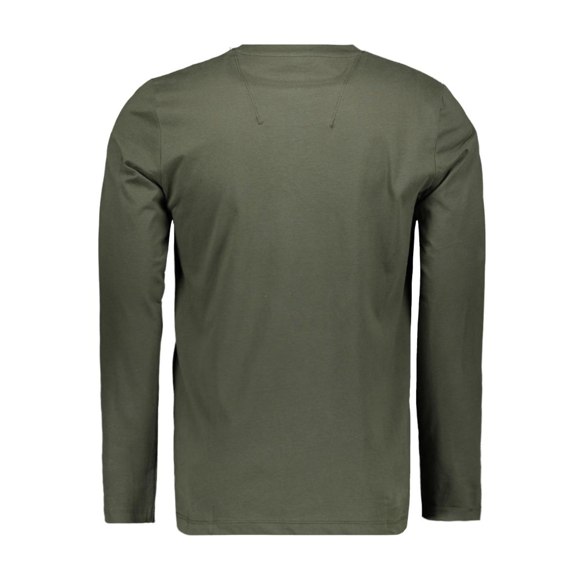 t shirt met lange mouwen j91211 garcia t-shirt 2882 seaweed