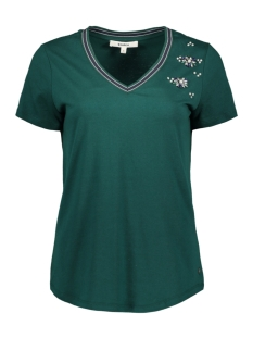 Garcia T-shirt TSHIRT MET KRALEN J90212 2366 BOTANICAL