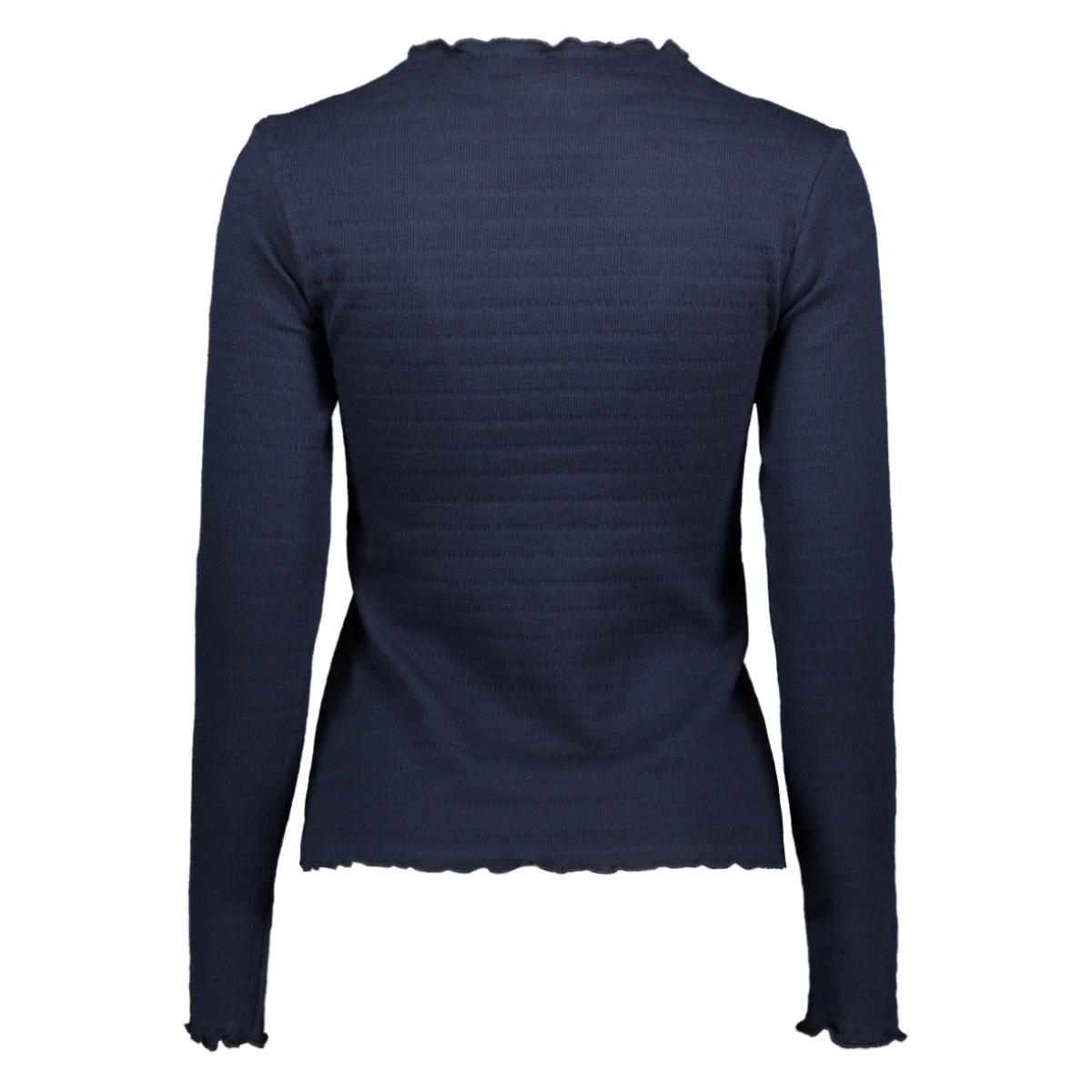 longsleeve tshirt j90206 garcia t-shirt 292 dark moon