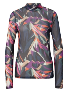 mesh shirt met print 1016008xx71 tom tailor t-shirt 20295