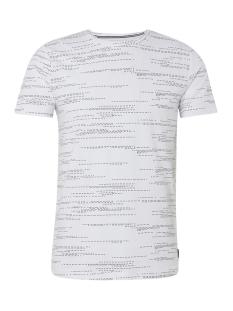 Tom Tailor T-shirt TSHIRT MET RONDE HALS 1014536XX12 20353