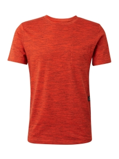 Tom Tailor T-shirt TSHIRT IN MELANGE LOOK 1011974XX12 21971