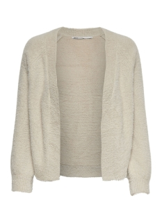 Only Vest ONLBISAN L/S CARDIGAN KNT 15184617 Whitecap Gray