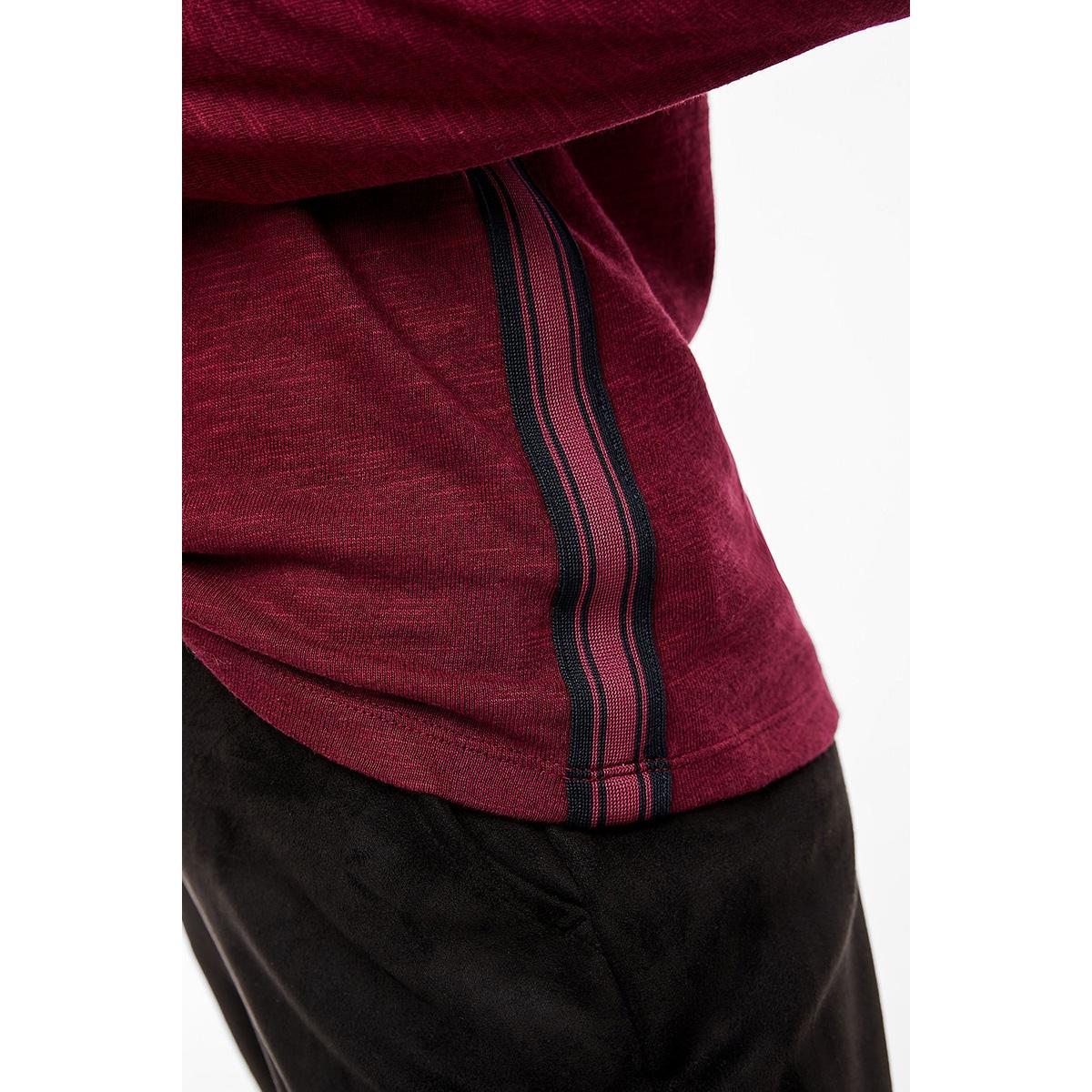longsleeve met v hals 14910312700 s.oliver t-shirt 4906