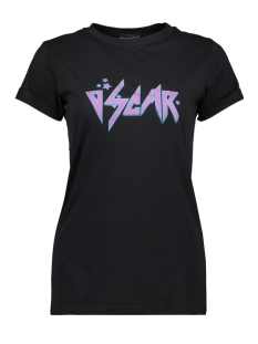 Oscar Jane T-shirt T SHIRT LOTTE 0JW1960 BLACK 990