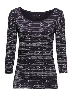 Esprit T-shirt PRINT SHIRT VAN KATOEN MIX 109EE1K017 E400