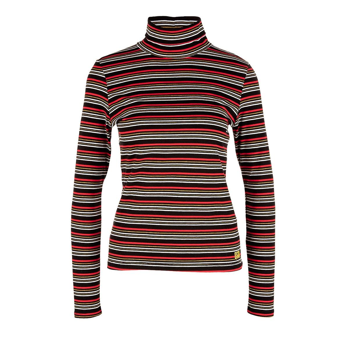 t shirt met col en lange mouwen 41910313145 q/s designed by t-shirt 99g0