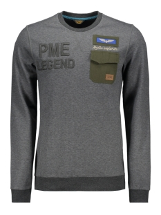 PME legend T-shirt LONG SLEEVE T SHIRT PTS197501 9139