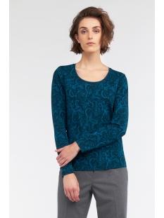 longleeve met paisley print 21101771 sandwich t-shirt 50080