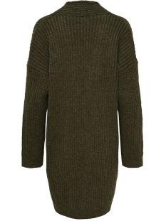 onlelaina l/s cardigan knt 15183707 only vest beech/w. melange