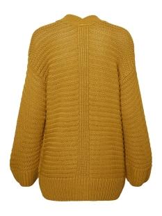 nmvera l/s knit cardigan 27009554 noisy may vest green sulphur
