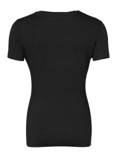 t shirt ss leopard lovers 92822 60 geisha t-shirt 000999 black/red