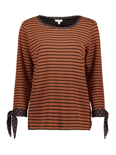 t shirt met patroon 1015405xx70 tom tailor t-shirt 20812