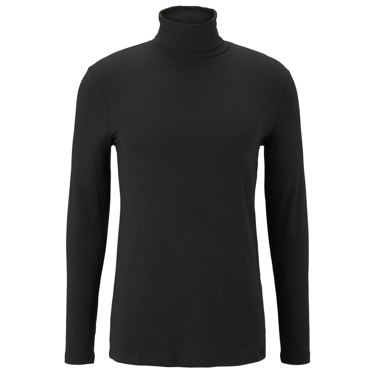 lange mouwen shirt met col 1015674xx12 tom tailor t-shirt 29999