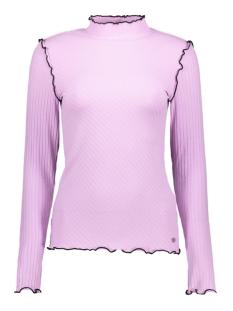 Tom Tailor T-shirt GERIBBELDE T SHIRT 1015534XX71 21524