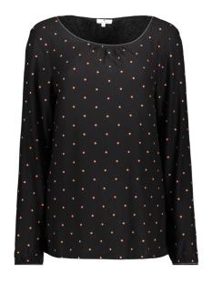 t shirt met stippen 1015394xx70 tom tailor t-shirt 20809