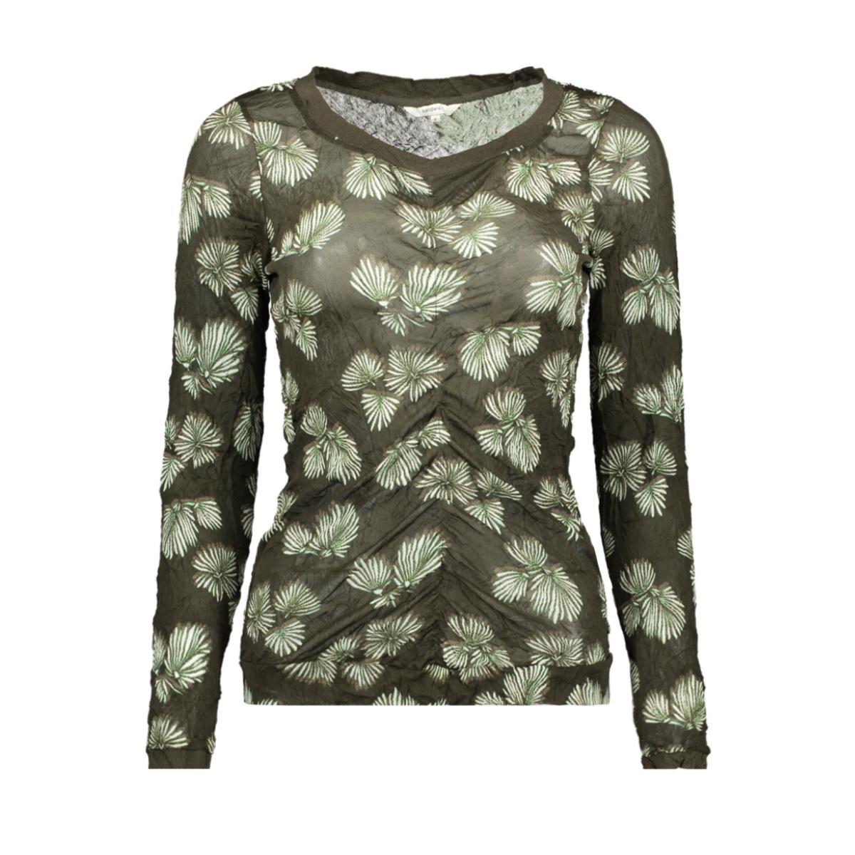 tshirt met print 21101568 sandwich t-shirt 59046