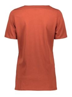 disco t shirt  foil print 195 zoso t-shirt winter brique