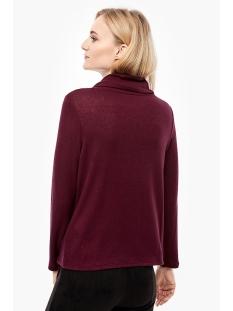 longsleeve met colkraag 14911316803 s.oliver t-shirt 49w2